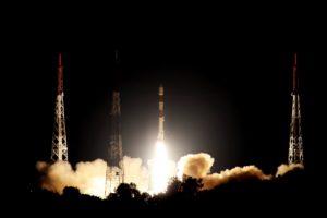 PSLV-C42 Liftoff 2