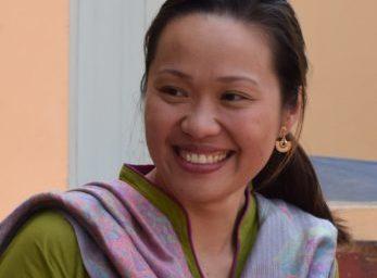 Photo of Lilly Lim-Camacho