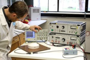 Electrical transient testing