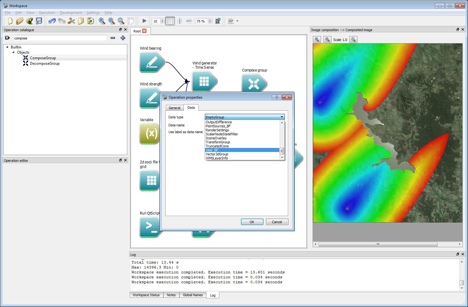 CSol: The Spark bushfire simulator (version 0 9)