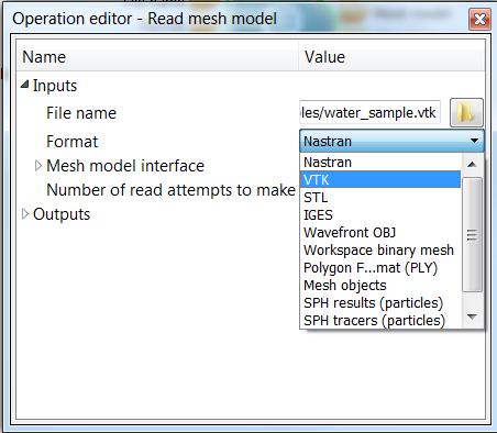 Workspace: Basic 3D Visualization