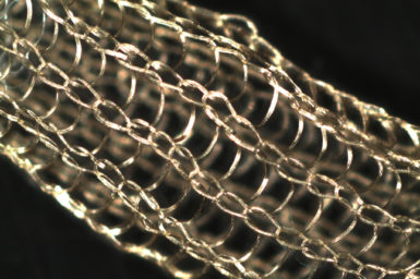 Biomimetic mesh