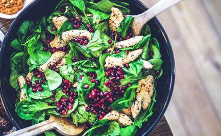 Fresh, healthy salad