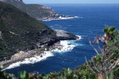 coastline near Albany, Western Australia