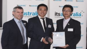ITS Australia Award